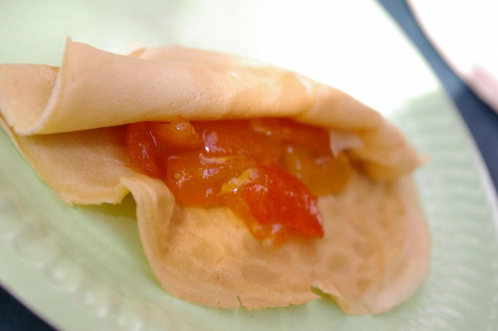 Confiture de Kumquat au iota
