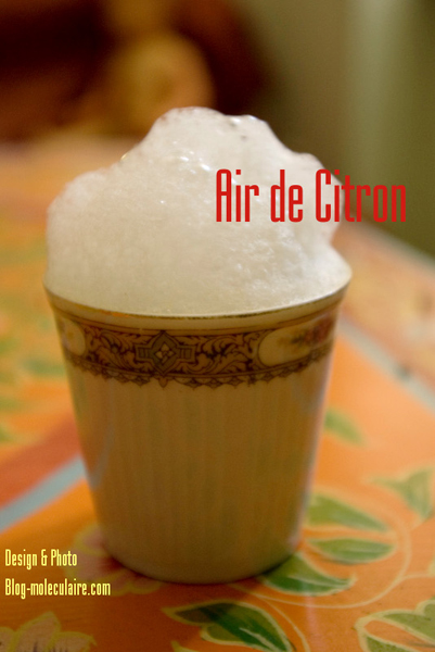 air de citron